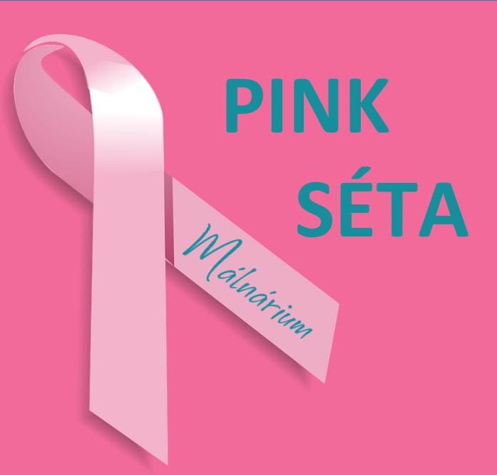 Rózsaszín Felvonulás a mellrák megelőzésére