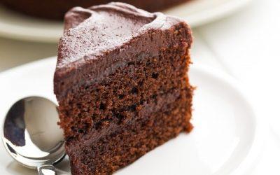 Különleges diótorta avokádós csokikrémmel fehérje típusoknak